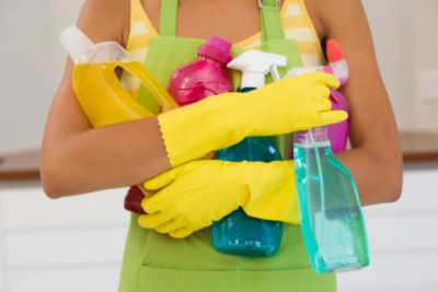 Six Steps to Spring Cleaning Success