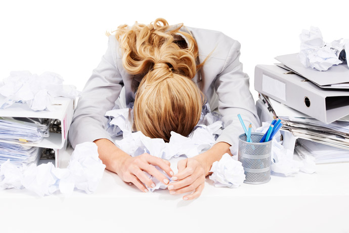 Help! I'm drowning in paperwork and e-mails! Where do I start?