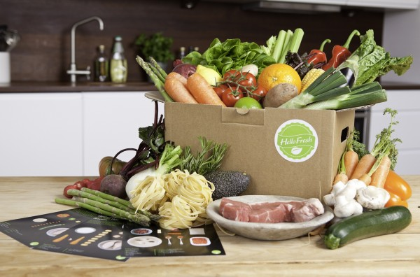 Waste not want not with Freshbox