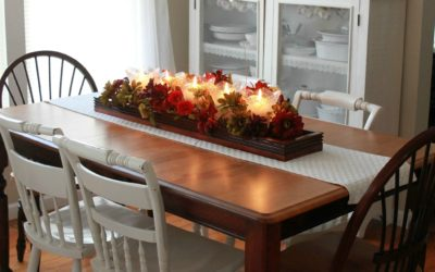 The dining table that lived happily ever after